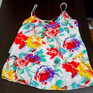 Karlie tank top size small